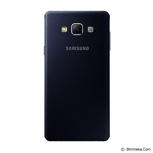 SAMSUNG Galaxy A7 Duos - Black - Smart Phone Android