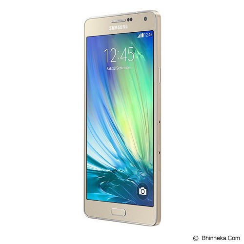 SAMSUNG Galaxy A7 Duos - Gold - Smart Phone Android