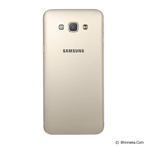 SAMSUNG Galaxy A8 - Gold - Smart Phone Android