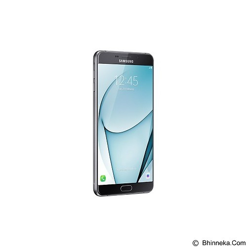 SAMSUNG Galaxy A9 Pro - Black (Merchant) - Smart Phone Android