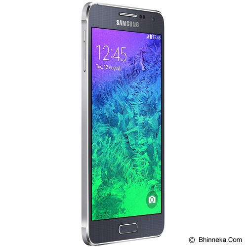 SAMSUNG Galaxy Alpha - Black - Smart Phone Android