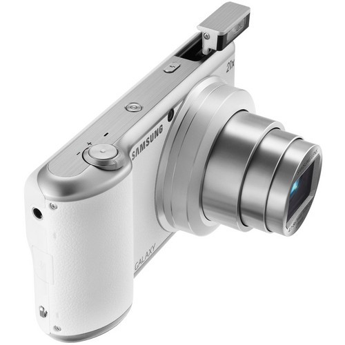 SAMSUNG Galaxy Camera 2 [GC200] - White - Camera Pocket / Point and Shot