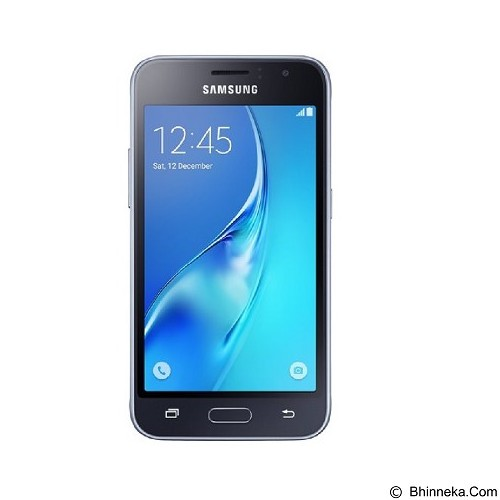 SAMSUNG Galaxy J1 2016 - Black - Smart Phone Android