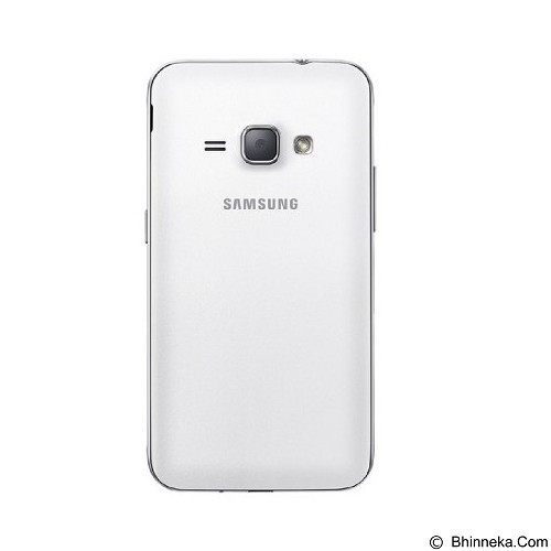 SAMSUNG Galaxy J1 2016 - White - Smart Phone Android