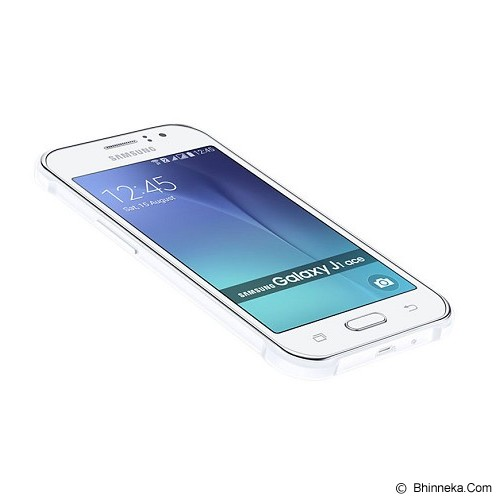 SAMSUNG Galaxy J1 Ace [SM-J110] - White - Smart Phone Android