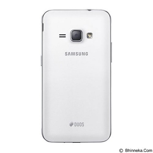 SAMSUNG Galaxy J1 [J120] 2016 - White (Merchant) - Smart Phone Android