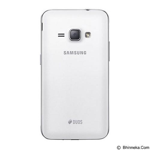 SAMSUNG Galaxy J1 [J120] 2016 - White (Merchant) - Smart Phone Android