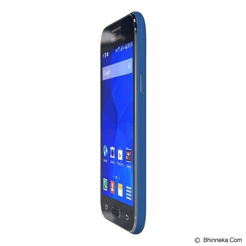 SAMSUNG Galaxy J1 [SM-J100H] - Blue - Smart Phone Android