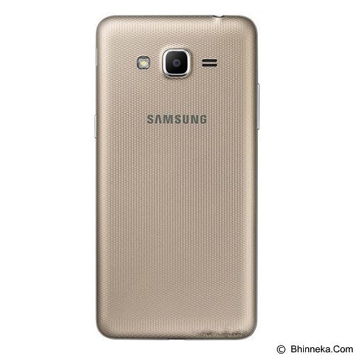 SAMSUNG Galaxy J2 Prime [SM-G532] - Gold (Merchant) - Smart Phone Android