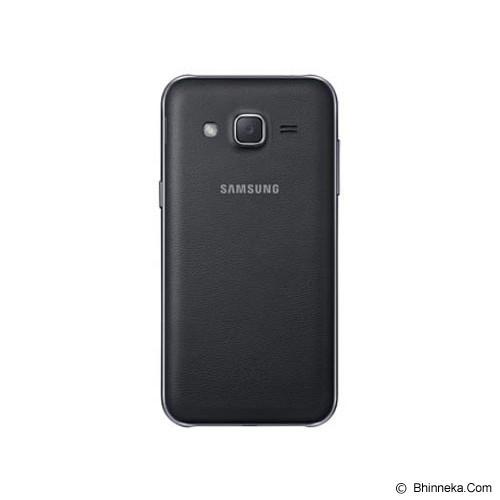 SAMSUNG Galaxy J2 [SM-J200G] - Black (Merchant) - Smart Phone Android