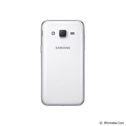 SAMSUNG Galaxy J2 [SM-J200G] - White (Merchant) - Smart Phone Android