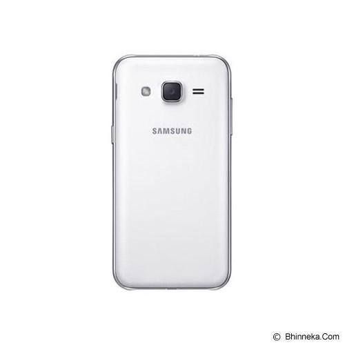 SAMSUNG Galaxy J2 [SM-J200G] - White (Merchant) - Smart Phone Android