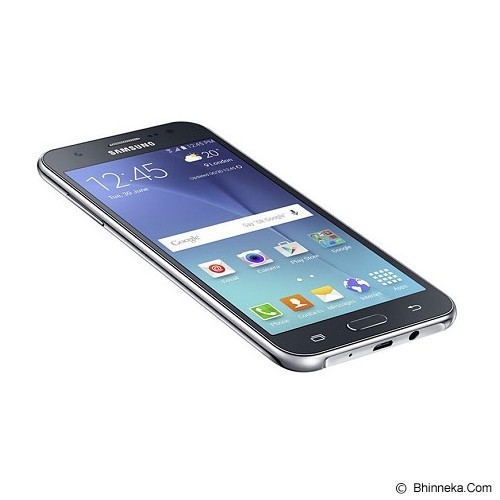 SAMSUNG Galaxy J5 - Black (Merchant) - Smart Phone Android