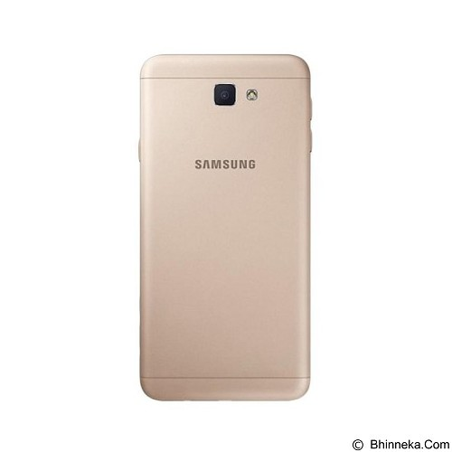 SAMSUNG Galaxy J5 Prime [SM-G570] - White/Gold (Merchant) - Smart Phone Android