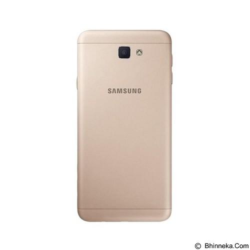 SAMSUNG Galaxy J5 Prime [SM-G570] - White/Gold (Merchant) - Smart Phone Android