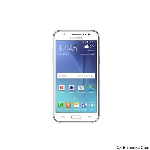 SAMSUNG Galaxy J5 [SM-J500] - White (Merchant) - Smart Phone Android