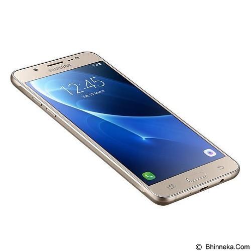 SAMSUNG Galaxy J5 [SM-J510] (2016) - Gold (Merchant) - Smart Phone Android