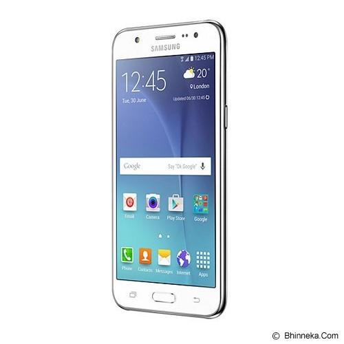 SAMSUNG Galaxy J5 - White (Merchant) - Smart Phone Android