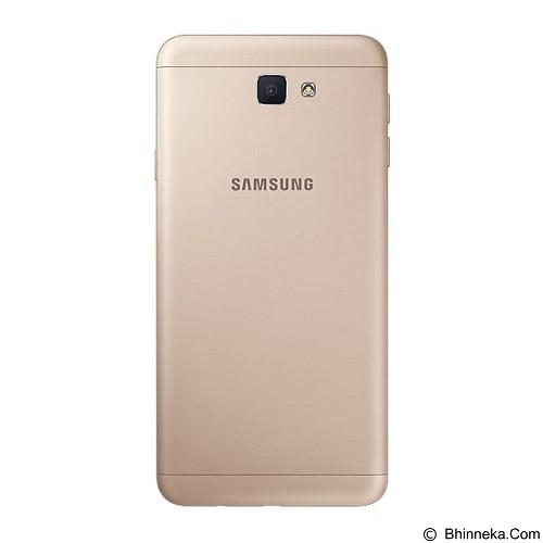 SAMSUNG Galaxy J7 Prime [SM-G610] (32GB/3GB RAM) - Gold/White Gold - Smart Phone Android