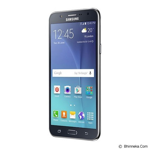 SAMSUNG Galaxy J7 [SM-J700] - Black (Merchant) - Smart Phone Android