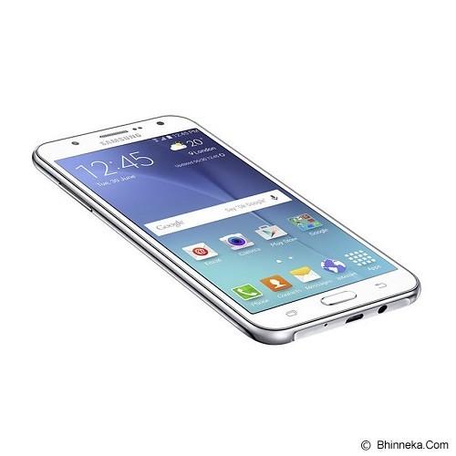 SAMSUNG Galaxy J7 [SM-J700] - White (Merchant) - Smart Phone Android