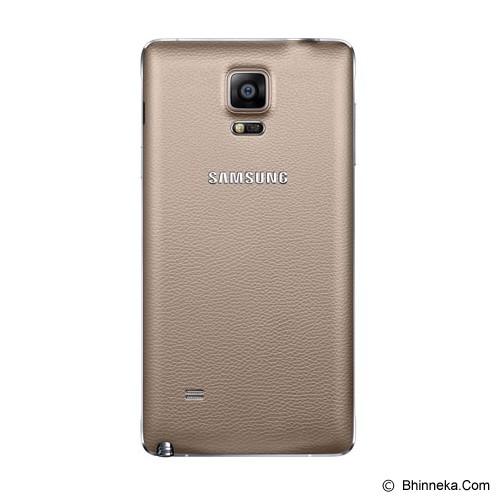 SAMSUNG Galaxy Note 4 - Bronze Gold - Smart Phone Android
