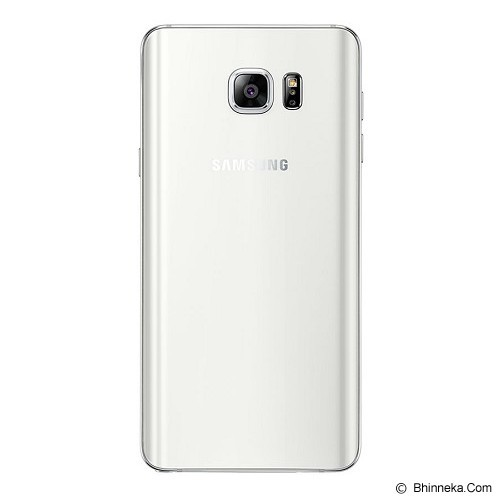 SAMSUNG Galaxy Note 5 - White Pearl (Merchant) - Smart Phone Android