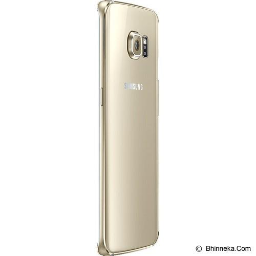SAMSUNG Galaxy S6 EDGE 64GB [G925F] - Gold Platinum - Smart Phone Android