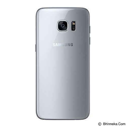 SAMSUNG Galaxy S7 Edge - Silver Titanium (Merchant) - Smart Phone Android