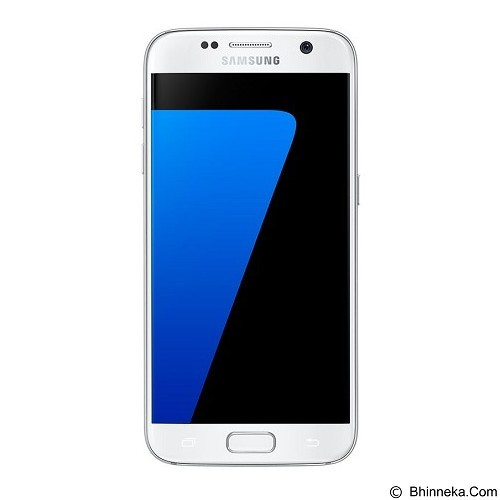 SAMSUNG Galaxy S7 - White - Smart Phone Android