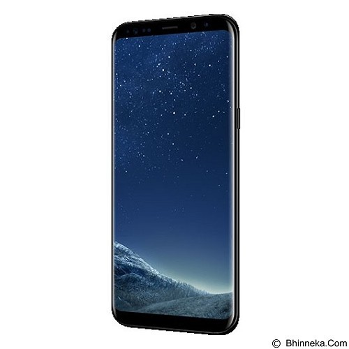 SAMSUNG Galaxy S8+ - Midnight Black (Merchant) - Smart Phone Android