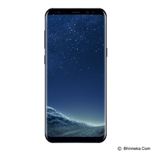 SAMSUNG Galaxy S8+ - Midnight Black - Smart Phone Android