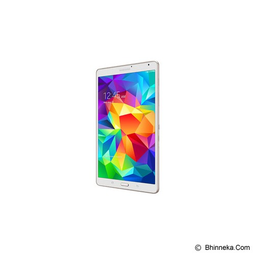 SAMSUNG Galaxy Tab S 8.4 LTE - White - Tablet Android