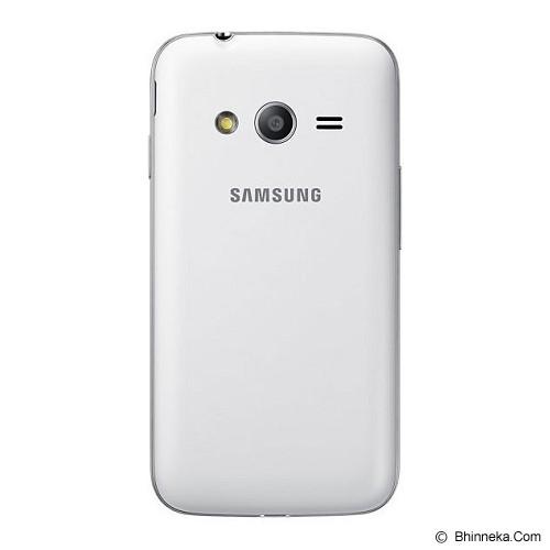 SAMSUNG Galaxy V Plus [G318] - Ceramic White - Smart Phone Android