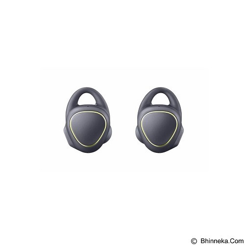 SAMSUNG Gear IconX [SM-R150NZBAXSE] - Black (Merchant) - Earphone Ear Bud
