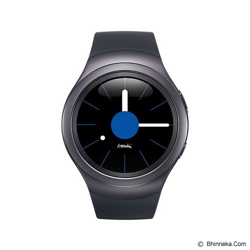 SAMSUNG Gear S2 Sport Smartwatch - Dark Grey - Smart Watches