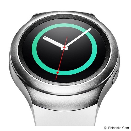 SAMSUNG Gear S2 Sport Smartwatch - Silver - Smart Watches