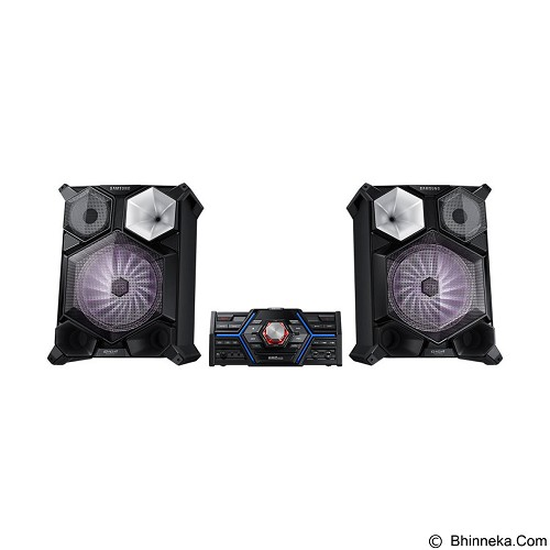 SAMSUNG Giga Sound System [MX-JS8000] - Home Theater System