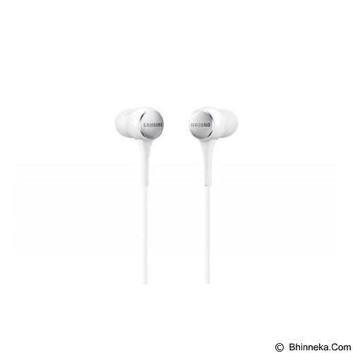 SAMSUNG Headset Wired On Ear - White (Merchant) - Earphone Ear Monitor / Iem