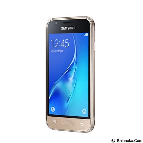 SAMSUNG J1 Ace ve 2016 [J111F] - Gold (Merchant) - Smart Phone Android