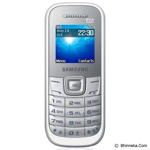 SAMSUNG Keystone 2 (Garansi Merchant) - White - Handphone Gsm