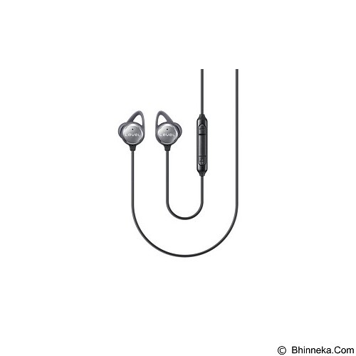 SAMSUNG Level In with ANC In-Ear Wired Earphones [EO-IG930BBEGWW] - Black - Headset Bluetooth