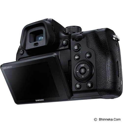 SAMSUNG Mirrorless Digital Camera  NX1 - Body Only - Camera Mirrorless