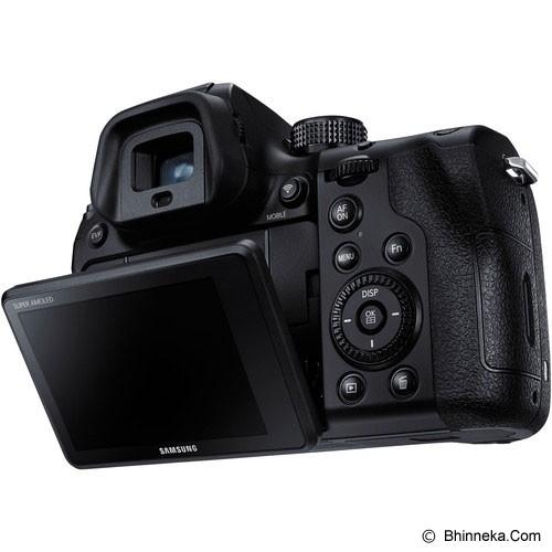 SAMSUNG Mirrorless Digital Camera  NX1 - Body Only - Camera Mirrorless