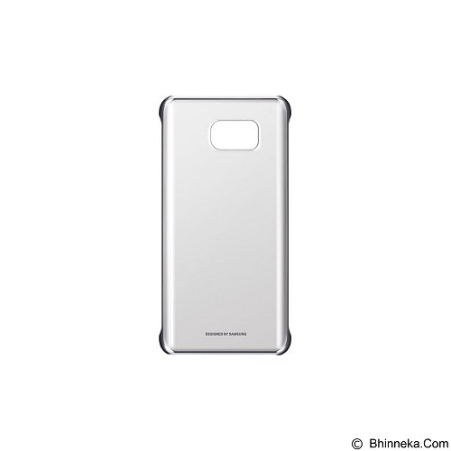 SAMSUNG Noble Clear Case for Galaxy Note 5 [EF-QN920CSEGWW] - Silver - Casing Handphone / Case