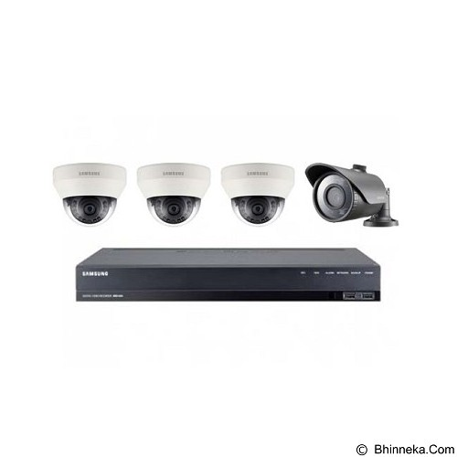 SAMSUNG Paket CCTV Camera Wisenet HD+ Lite Series [IO31] (Merchant) - Cctv Camera