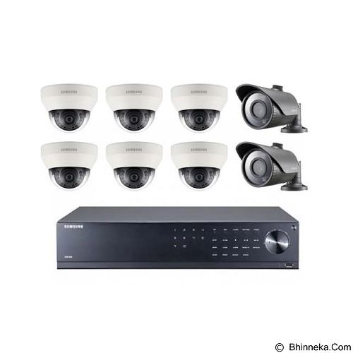SAMSUNG Paket CCTV Camera Wisenet HD+ Lite Series [IO62] (Merchant) - Cctv Camera