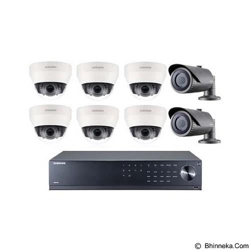 SAMSUNG Paket CCTV Camera Wisenet HD+ Ultimate Series [IO62] (Merchant) - Cctv Camera