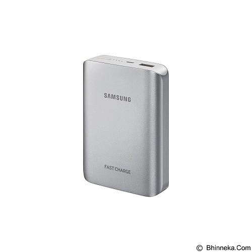SAMSUNG Powerbank Fast Charge 10200mAh - Silver (Merchant) - Portable Charger / Power Bank