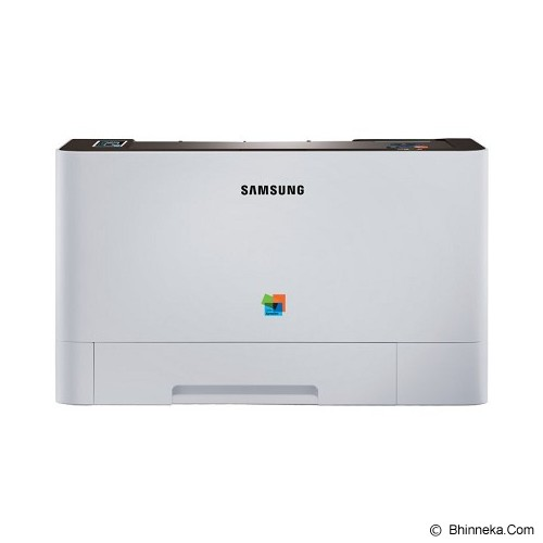 SAMSUNG Printer [SL-C1810W/XSS] - Printer Bisnis Laser Color